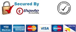 Secured By Thawte